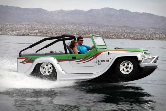 Watercar Panther