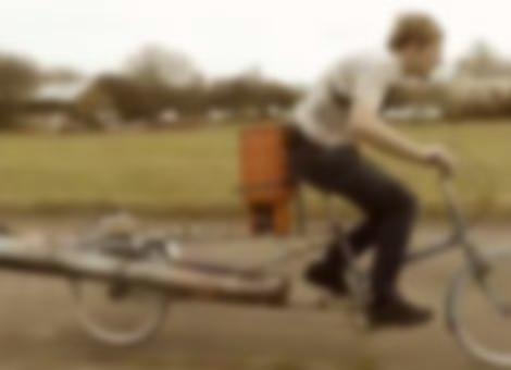 The Jet Bike
