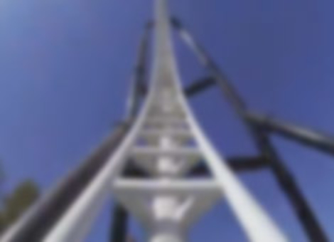 Ride The World's Tallest and Fastest Looping Coaster
