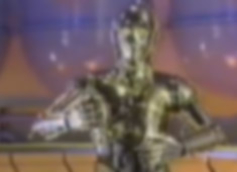 C-3P0 Busts A Rhyme