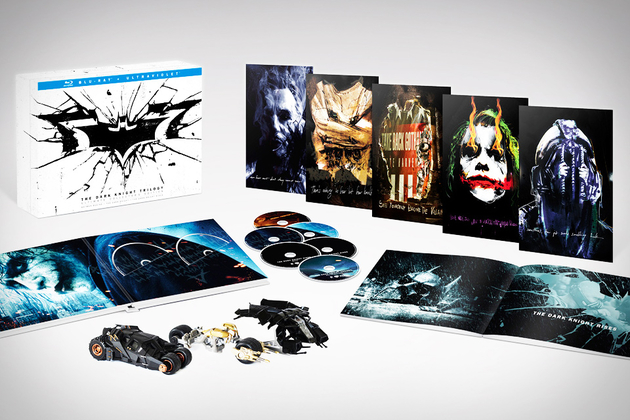 The Dark Knight Trilogy Ultimate Collector's Edition