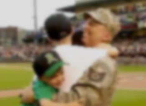 ESPN's Emotional Military Family Reunions