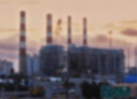 Florida Power Plant Demolition