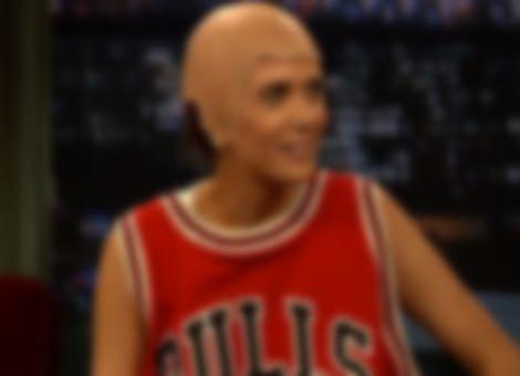 Jimmy Interviews Michael Jordan