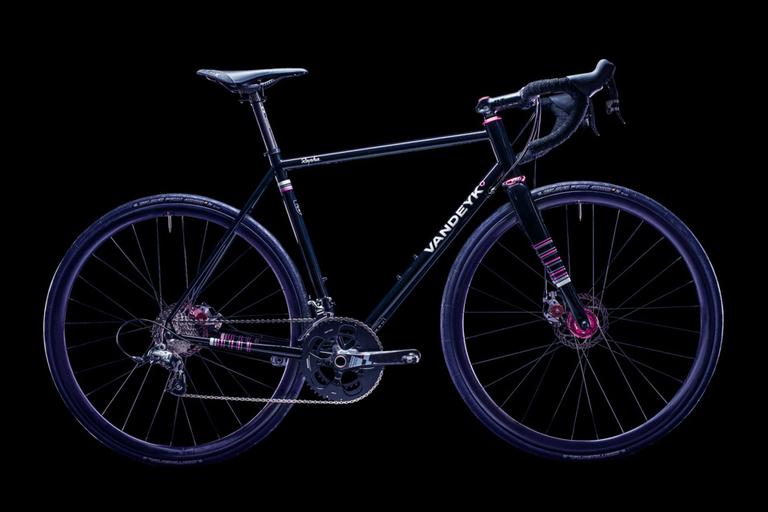 Vandeyk x Rapha Continental Bike