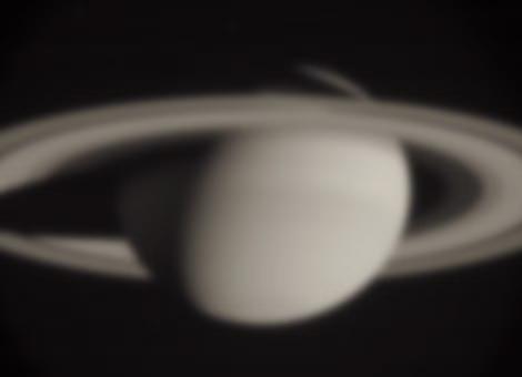 Waltz Around Saturn