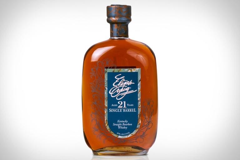 Elijah Craig 21 Year Old Bourbon