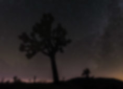 Perseid Meteor Shower Time-Lapse
