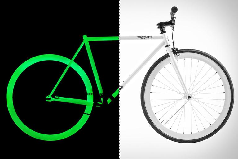 Pure Fix Glow Bikes
