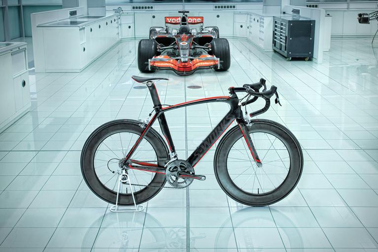 Specialized S-Works x McLaren Venge Bike