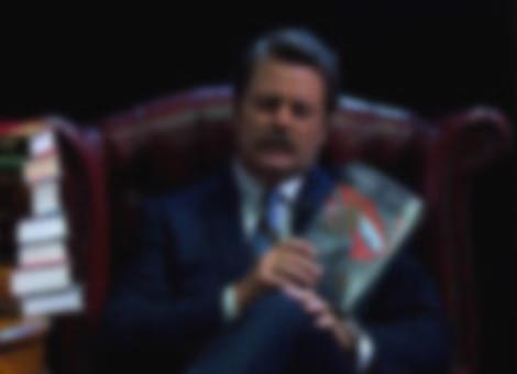 Summer Reading with Nick Offerman