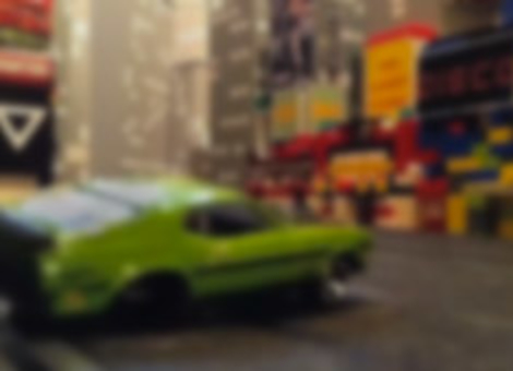 Hot Wheels Police Chase: Afterburner