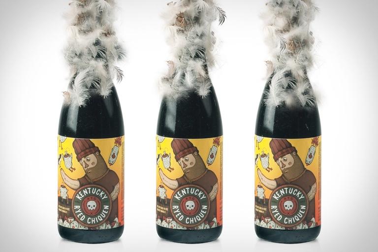 Kentucky Ryed Chiquen Beer