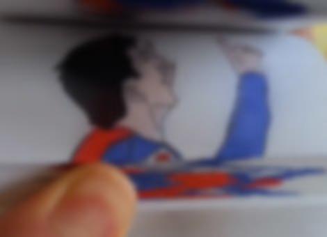 Lionel Messi Flip Book