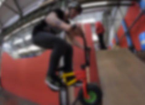 Mini BMX Tricks