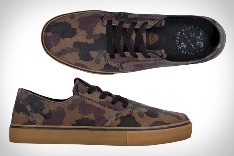 Poler x Nike Braata Sneakers