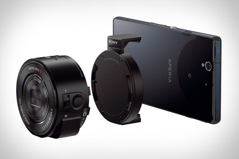 Sony Cyber-Shot QX Lens Cameras