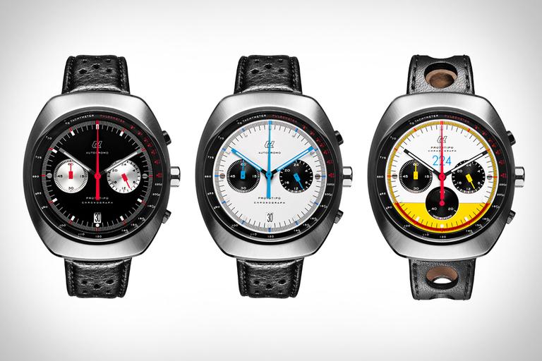 Autodromo Prototipo Chronograph Watch