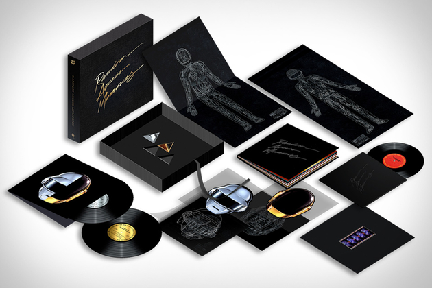 Daft Punk Random Access Memories Deluxe Box Set