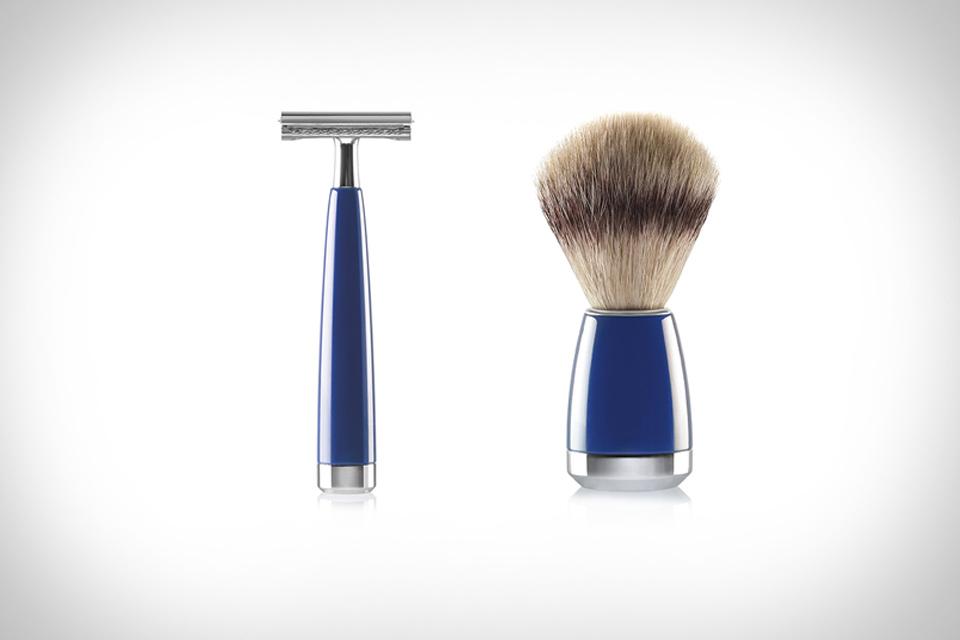 Jack Black x Muhle Safety Razor & Shave Brush | Uncrate