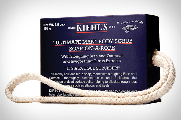 Kiehl's Ultimate Man Soap-On-A-Rope