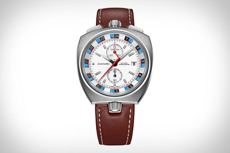 Omega Seamaster Bullhead Chronograph Watch