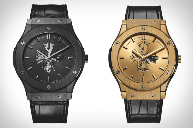 Shawn Carter x Hublot Classic Fusion Watch