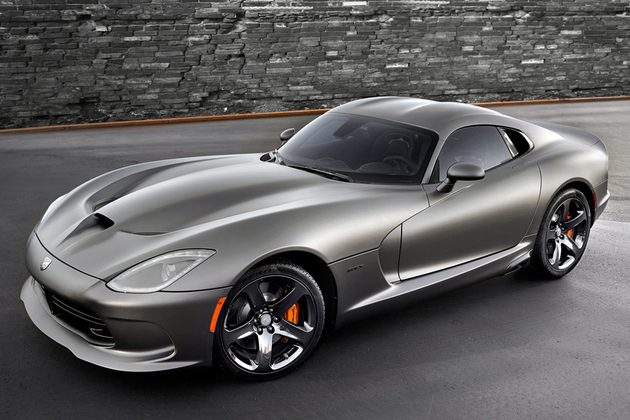 2014 SRT Viper GTS Anodized Carbon Edition