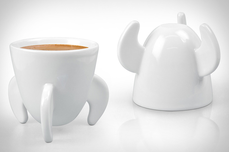 Blast Off Espresso Cup