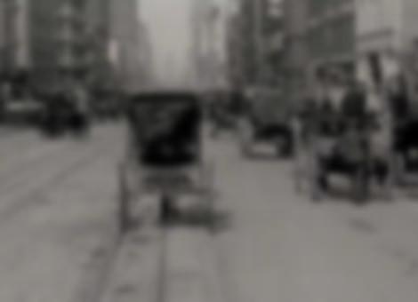 Dash Cam Footage of San Francisco in 1906