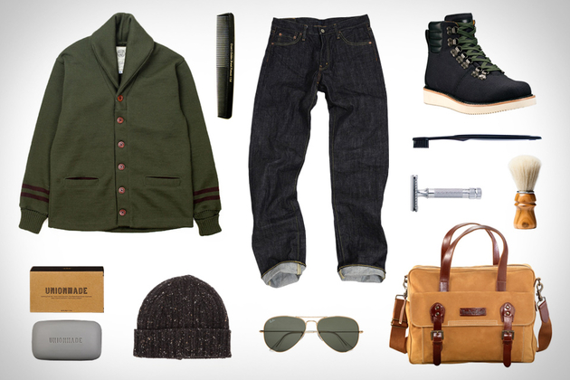 Garb: Morning Routine