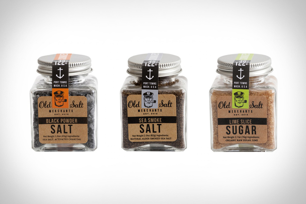 Old Salt Merchants Teas, Salts & Sugars