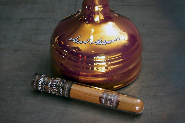 Samuel Adams Utopias Cigar