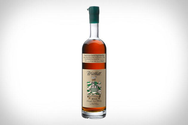 Willett Family Estate Rye Whiskey