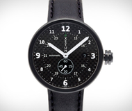Xetum Tyndall PVD Carbon Fiber Watch