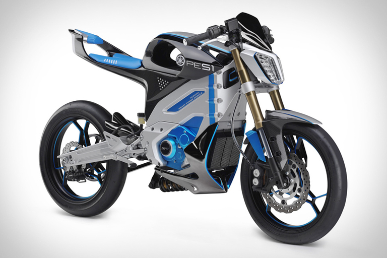 Yamaha PES1 Concept Motorcycle