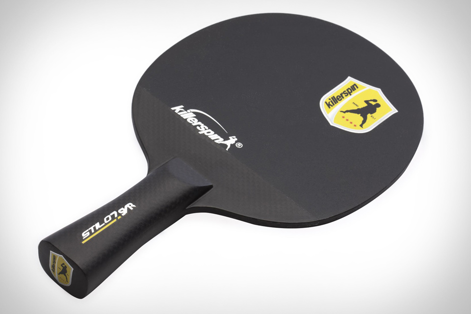 c4f2b9b62e9 Killerspin Stilo7 SVR Ping Pong Paddle   Uncrate