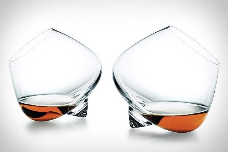Normann Copenhagen Swirling Cognac Glass