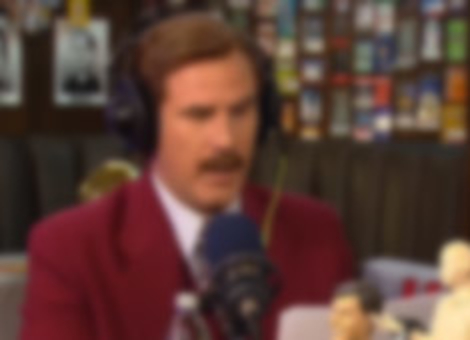 Ron Burgundy Re-enacts Famous Sports Calls