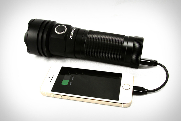 ZeroHour Battery Backup Flashlight
