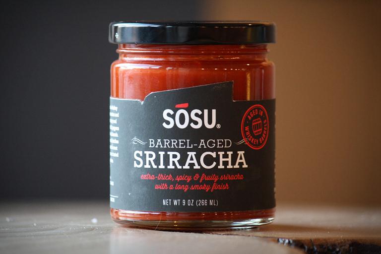 Sosu Barrel-Aged Sriracha