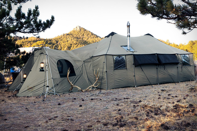 Cabela Ultimate Alaknak Tent