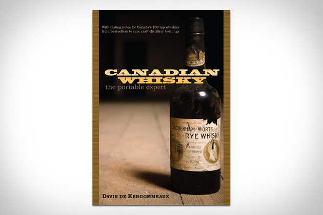 The Canadian Whisky Portable Expert