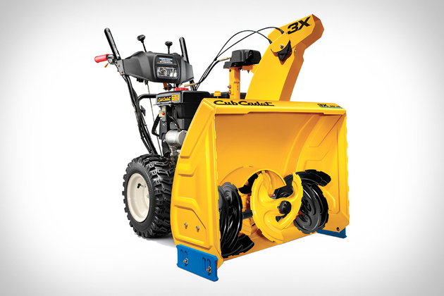 Cub Cadet 3X Snow Throwers