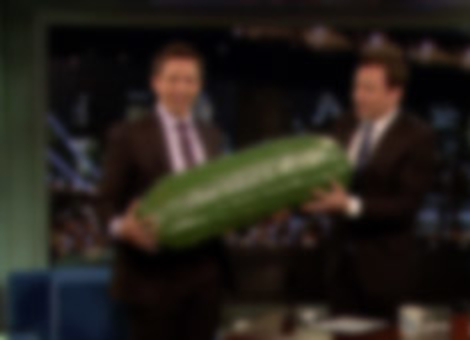 Fallon Passes the Late Night Pickle