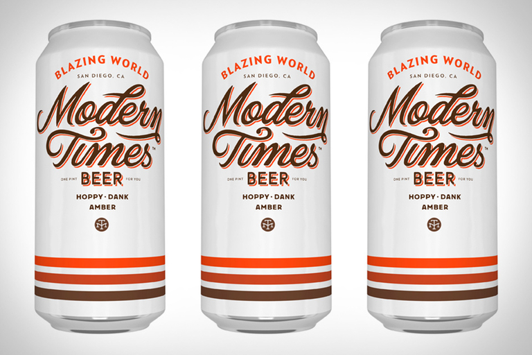 Modern Times Blazing World Beer