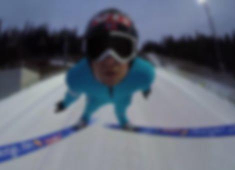 Ski Flying With Anders Jacobsen