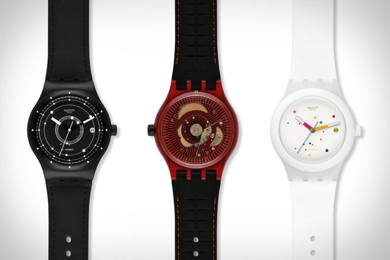 Swatch Sistem51 Watch