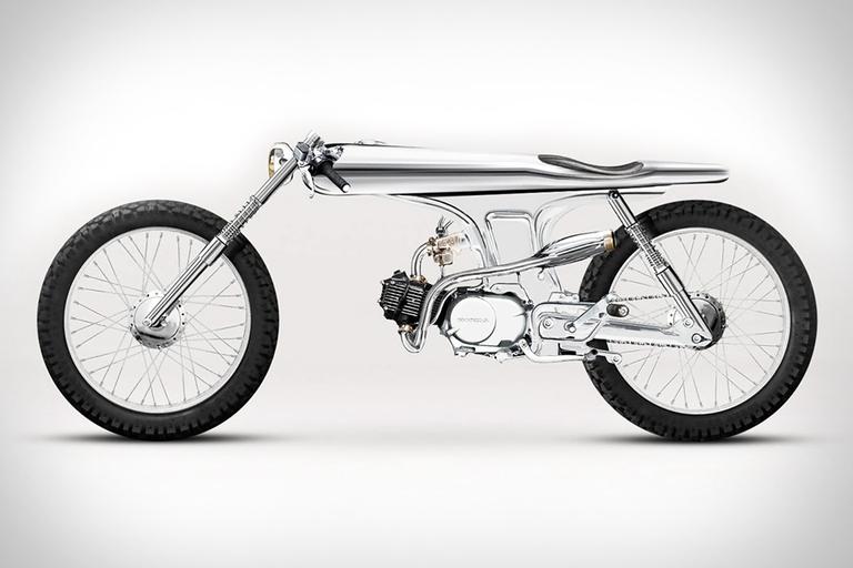 Bandit9 Eve Motorcycle