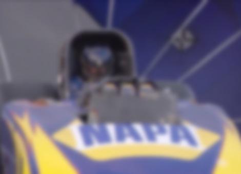 Drag Racer Explosion